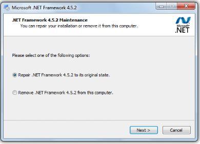 QuickBooks Error 61689 : .net framework