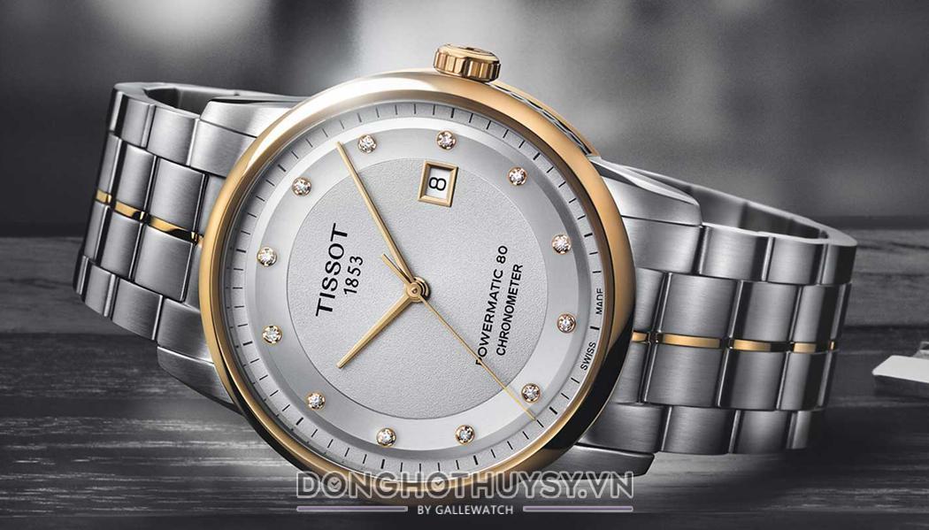 Đồng hồ đính đá nam có thực sự phù hợp với phái mạnh?