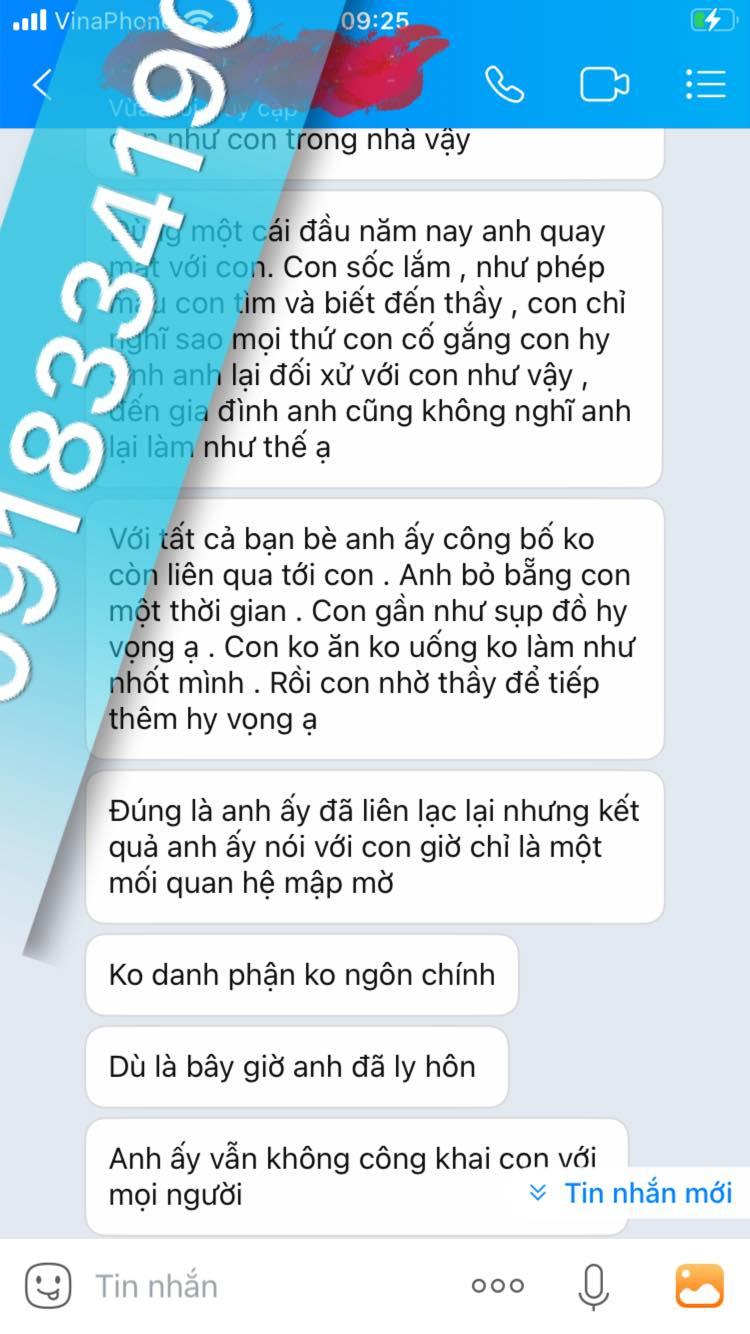 2. Những lý do nên làm bùa của thầy bùa Đà Nẵng – Thầy Pá Vi
