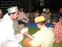 Mengaji Pada Waktu Pondok Ramadhan
