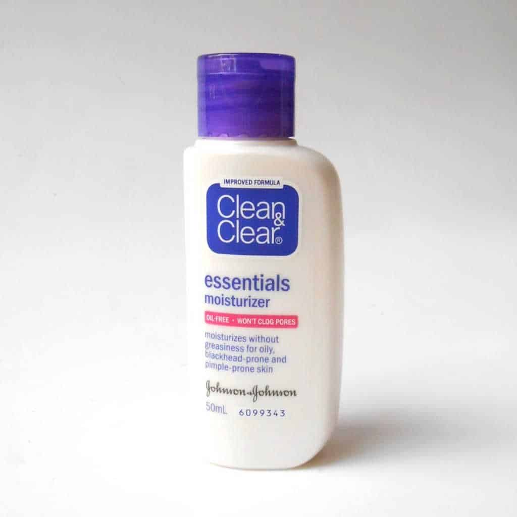 Clean & Clear Essential Moisturizer