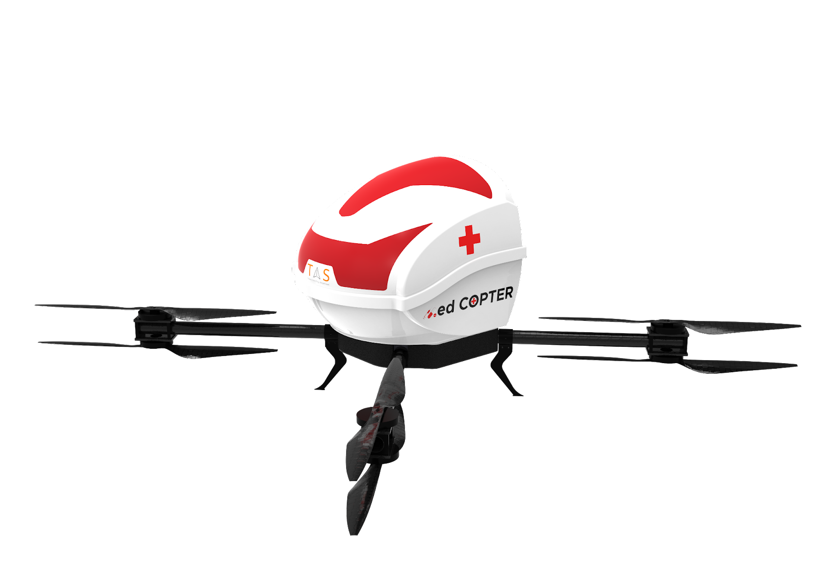 The MedCOPTER-X8 Drone