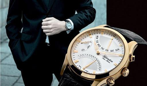 Đồng hồ khẳng định đẳng cấp quý ông
