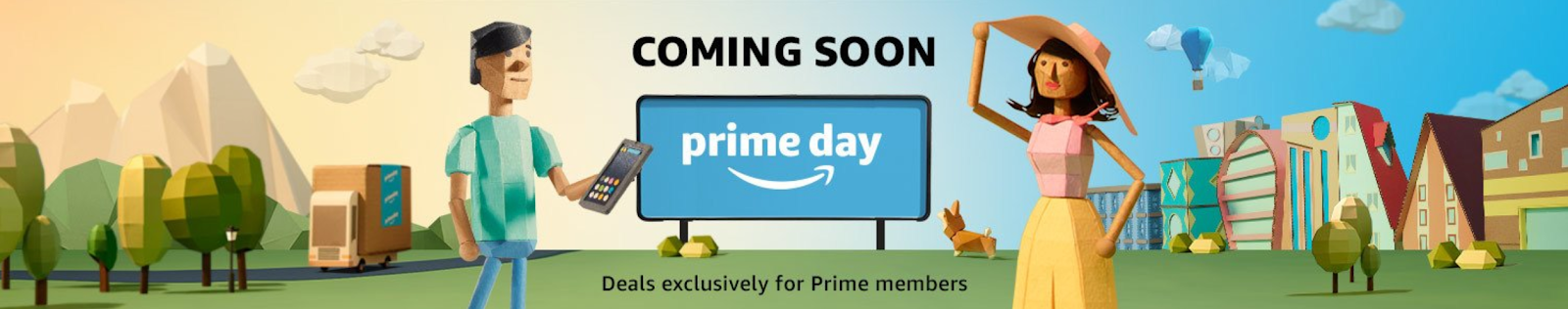 Amazon Prime Day Guide from LandingCube
