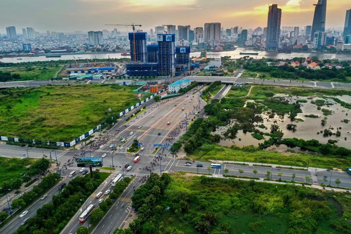 Thiết kế đường trong đô thị phải tuân theo quy chuẩn đã ban hành