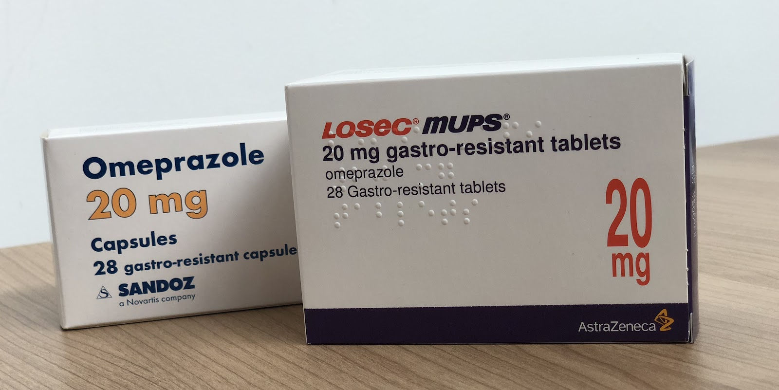 Generic-vs-brand-name-omeprazole-and-Losec