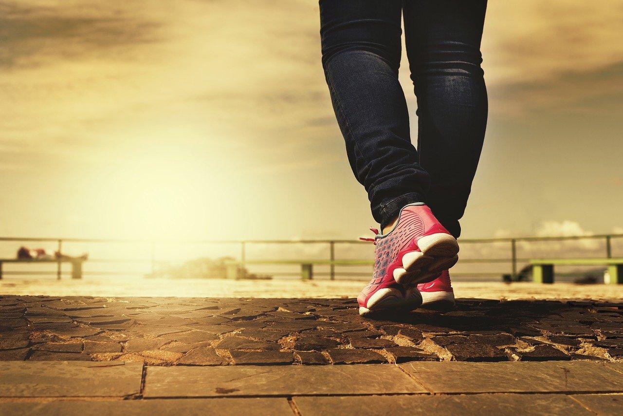 quemar calorías al correr