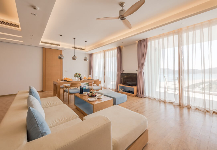 family suite FLC Luxury Hotel Quy Nhơn