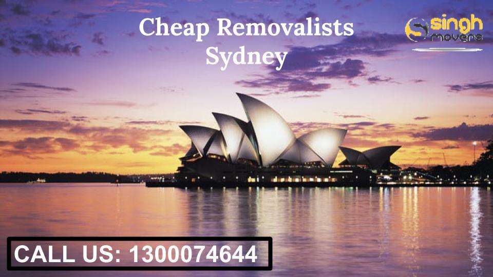 cheap removalists sydney