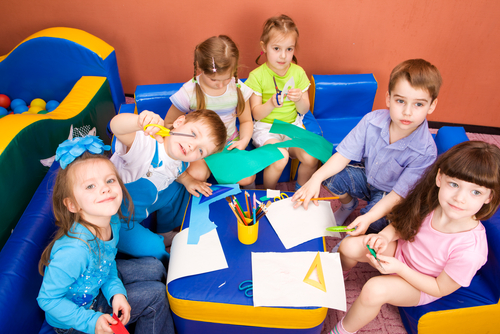 play school environment