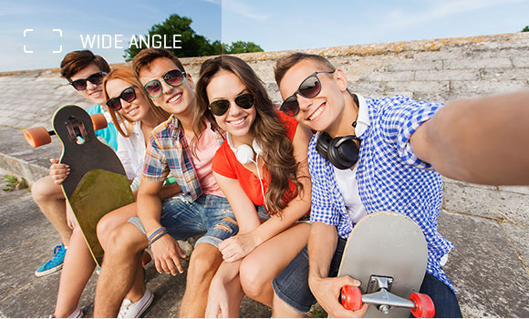 family pictures with your smartphone