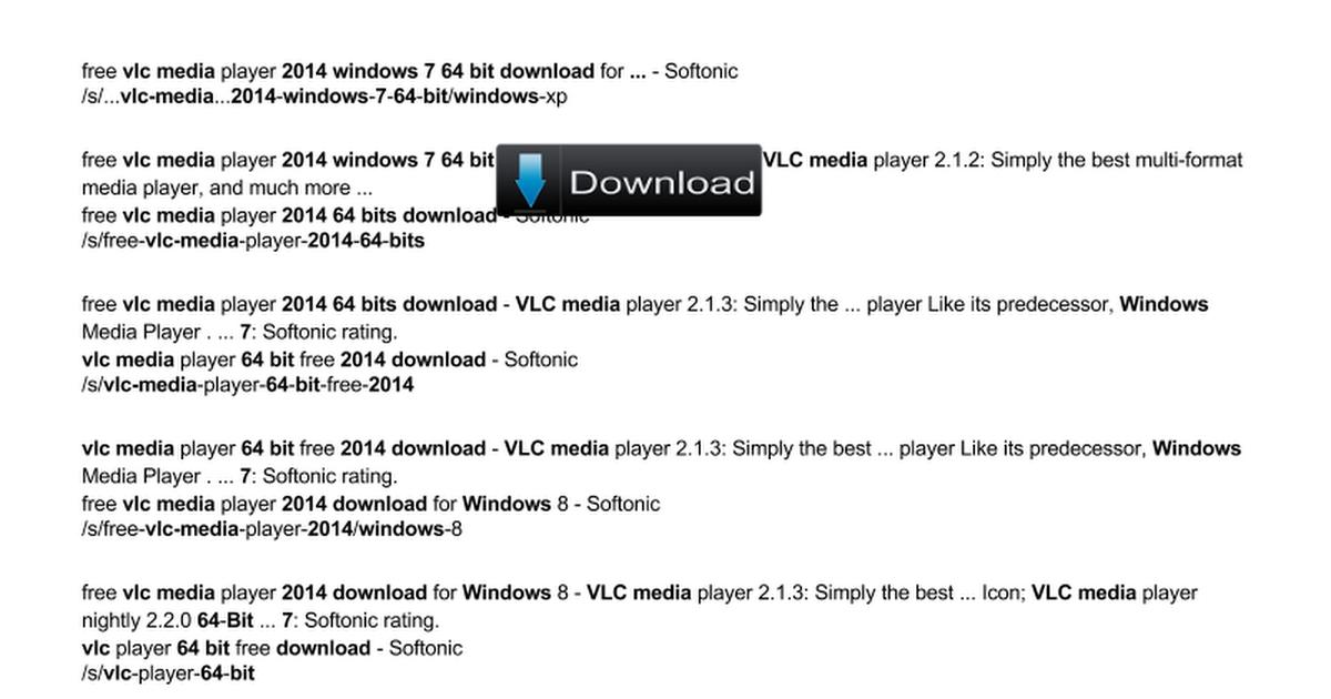 Vlc Latest Version For Windows 7 64 Bit Free Download