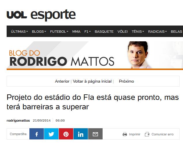 Mentiras e desculpas e Flamengo segue sem estádio
