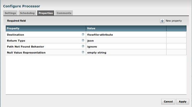 Data Inject To Database Through Ni-Fi - Hortonworks