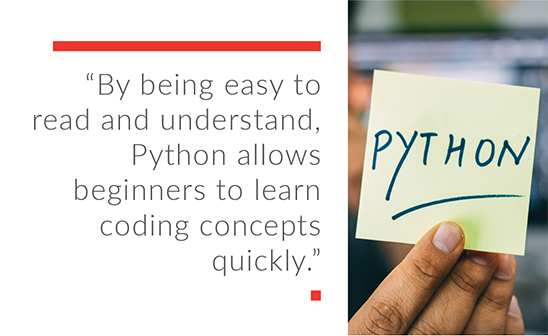 is python easy to learn