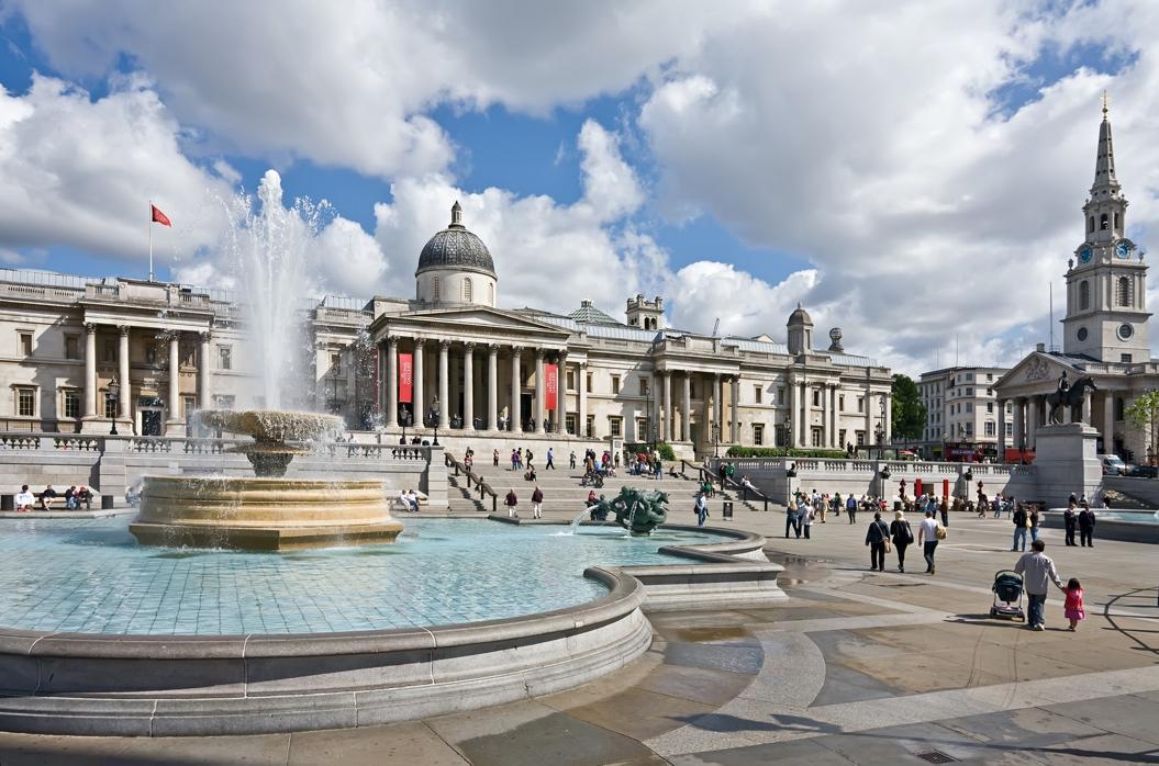 Trafalgar Square - Wikipedia