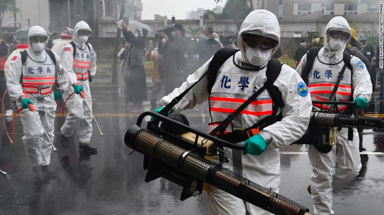 Taiwan's coronavirus response is among the best globally - CNN