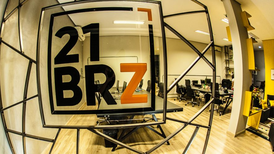 21BRZ multinacionais