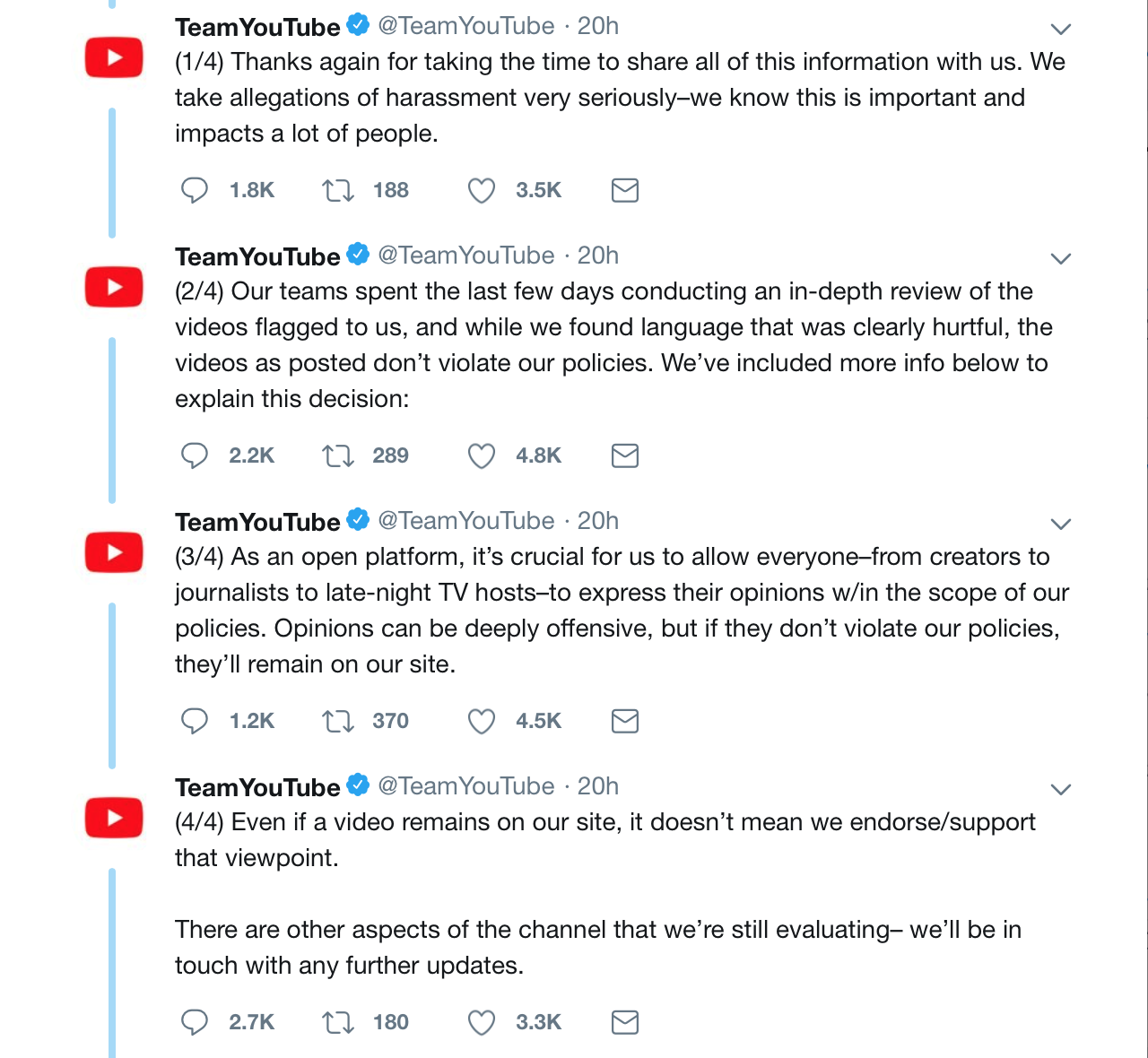 After Vox's Carlos Maza Complains Via Twitter, YouTube Purges