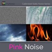 Pink Noise (Calibrated Static Noise Series)