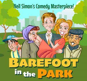 Image result for barefoot in the park egyptian theater
