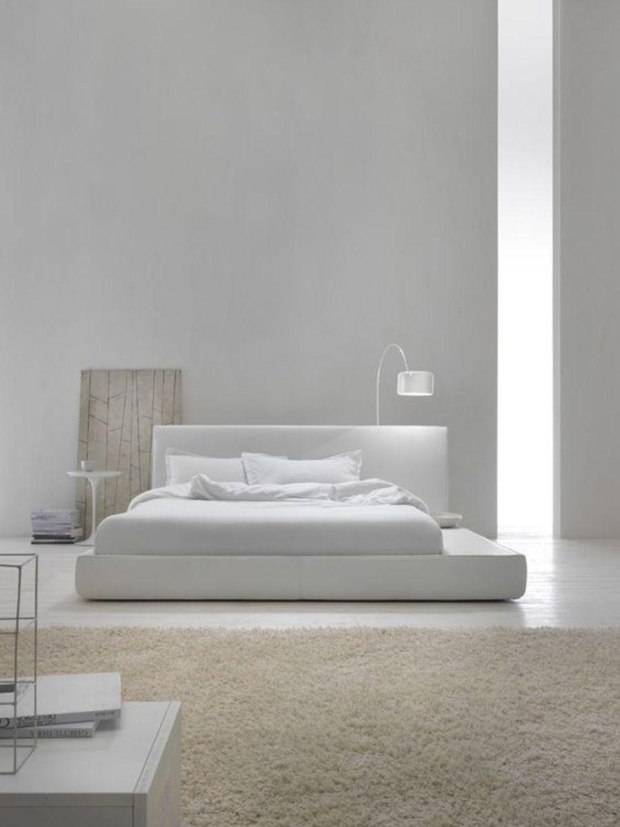 Keep it Clean bedroom wall ideas