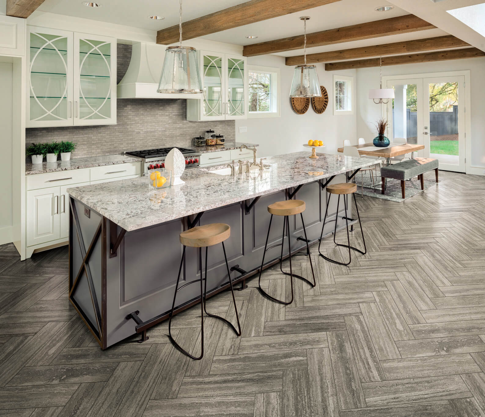Guide To Creating A Transitional Kitchen Why Tile