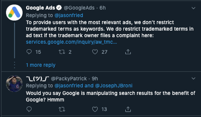 Every Company Branding in danger because of this Google policy 6