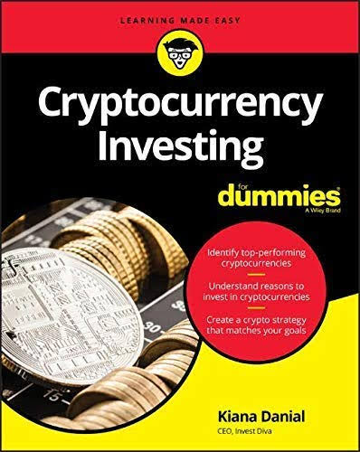 Cryptocurrency Investing For Dummies: Kiana Danial