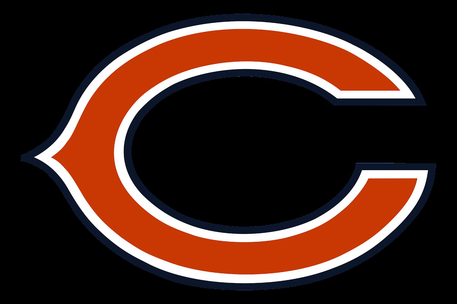 Image result for nfl,  chicago bears, transparent