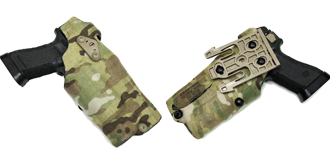 safariland qls level 3 glock holster