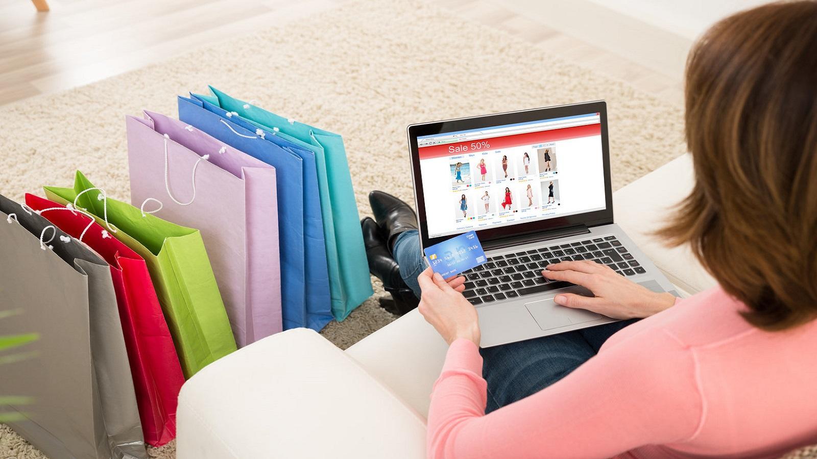 mua sắm vật dụng gia đình online.