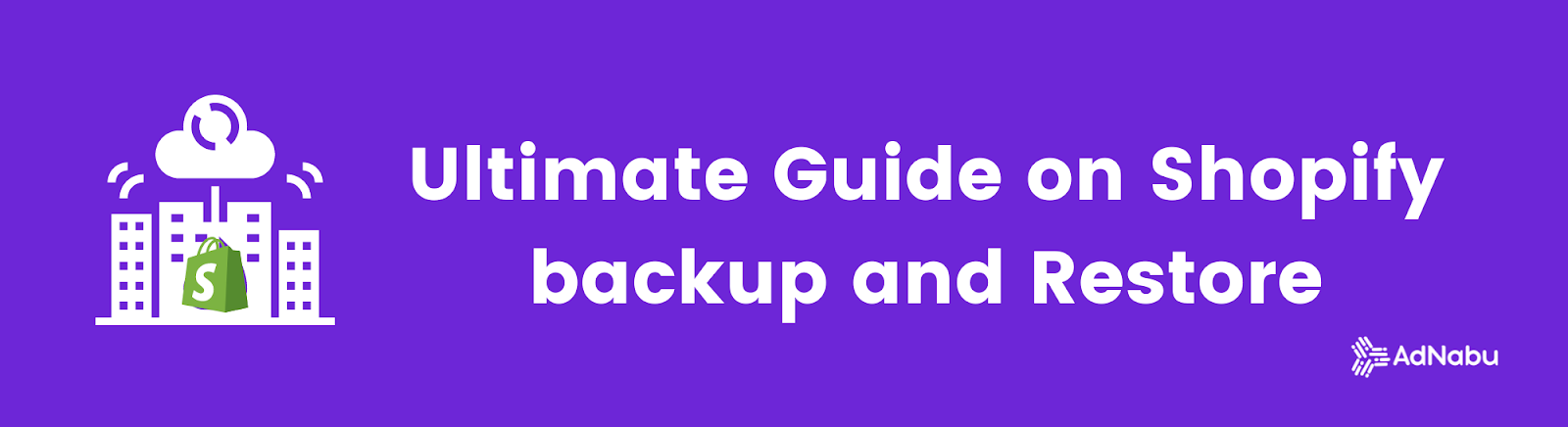 Ultimate Guide on Shopify backup and Restore