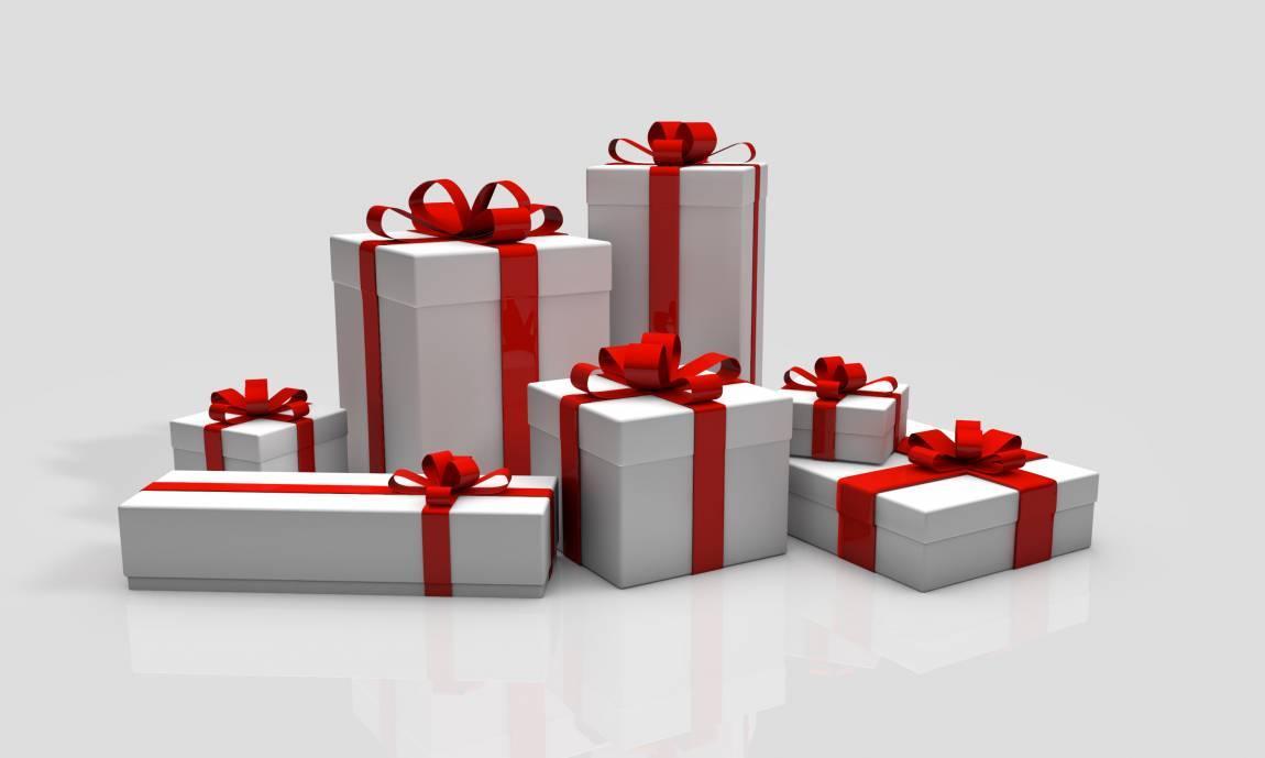 Resultado de imagen de paquetes de regalo