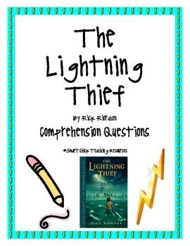 lightning thief comprehension test