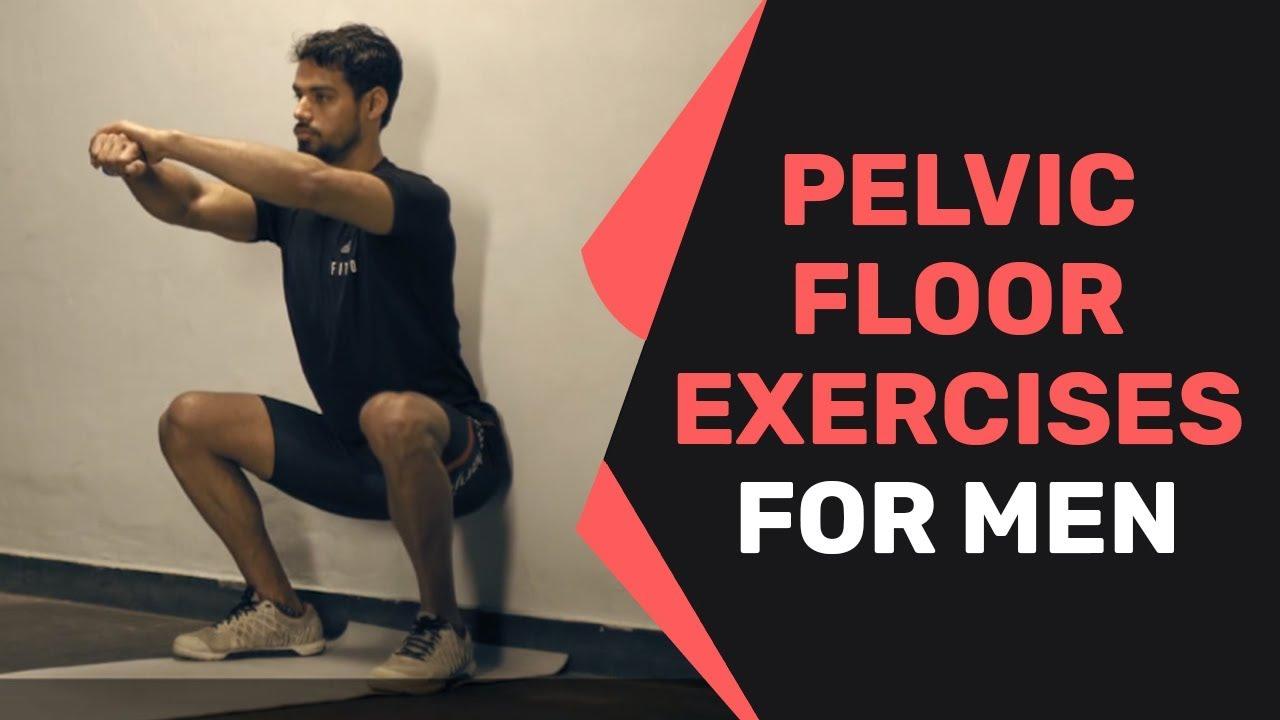 Exercises men kegel Kegel Exercises