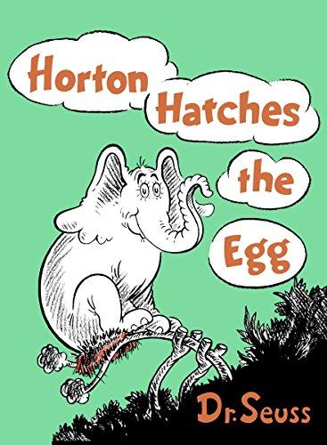 Amazon.com: Horton Hatches the Egg (Classic Seuss) eBook: Dr ...