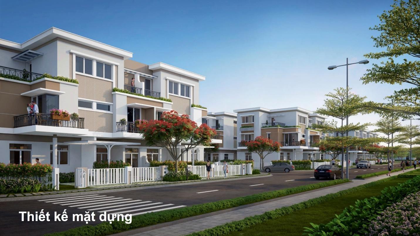 Giá bán biệt thự Verosa Park có ảnh hưởng gì đến thị trường bất động sản hiện nay
