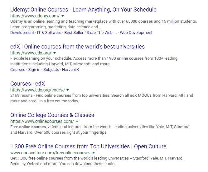 SEO & Blogging for Online Course Creators - How to Rank Your Products