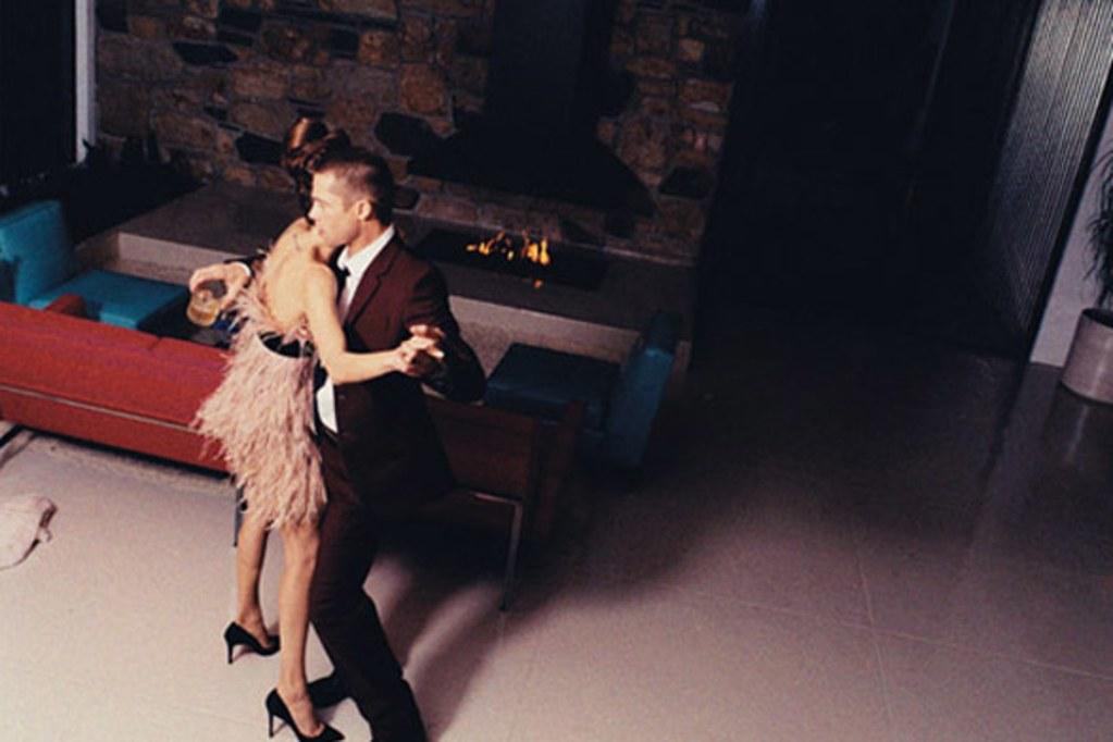 Brangelina Dancing