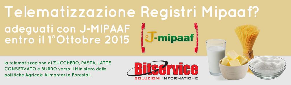 Software per digitalizzazione registri MIPAAF zuccheri, pasta, latte, burro