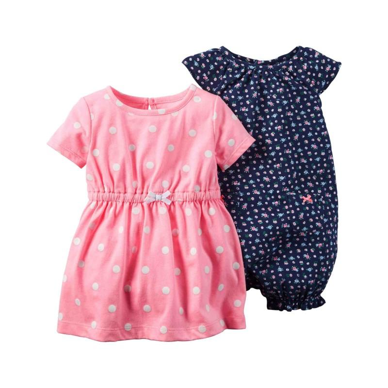 Формирование резинки для платья для девочки