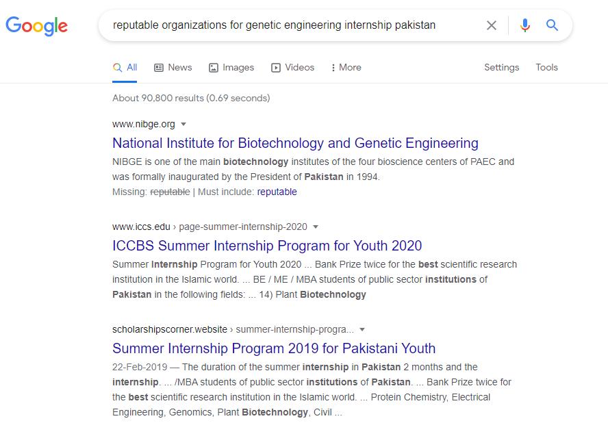 True Scope of Genetic Engineering in Pakistan [Career, Jobs, Salary] 6 - Daily Medicos