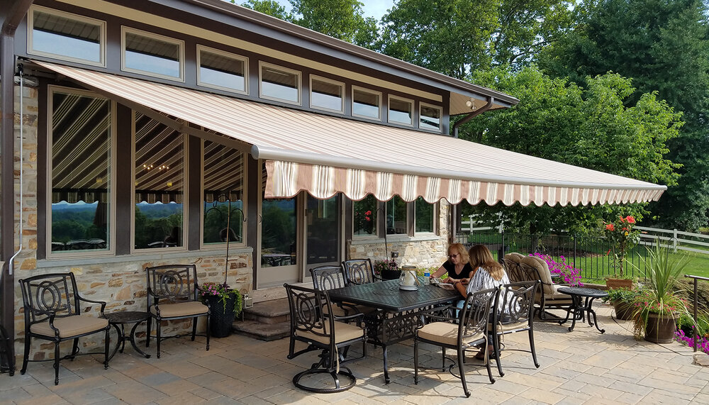 best choice retractable awning fabric