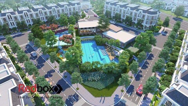 Dự Án Nhà Phố Champaca Garden Chiết Khấu Khủng Cho Khách