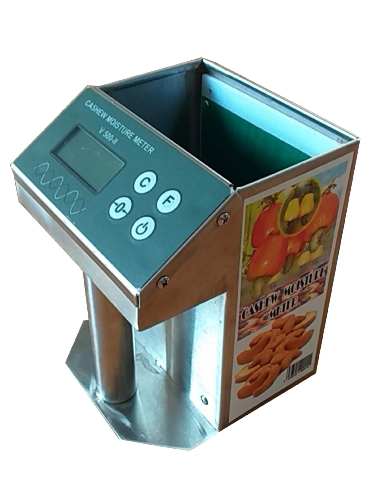 máy đo độ ẩm hạt điều TD-530