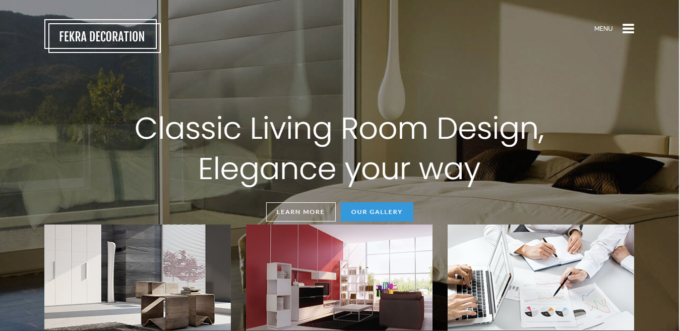 Fekra- Review Woocommerce furniture themes