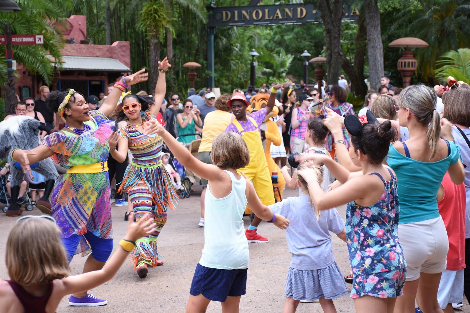 Planning a trip to Disney World