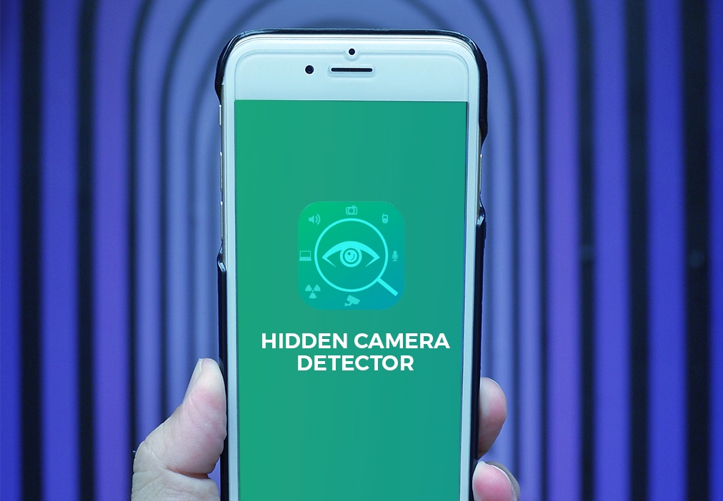 Hidden Camera Finder: Detective Mobile App