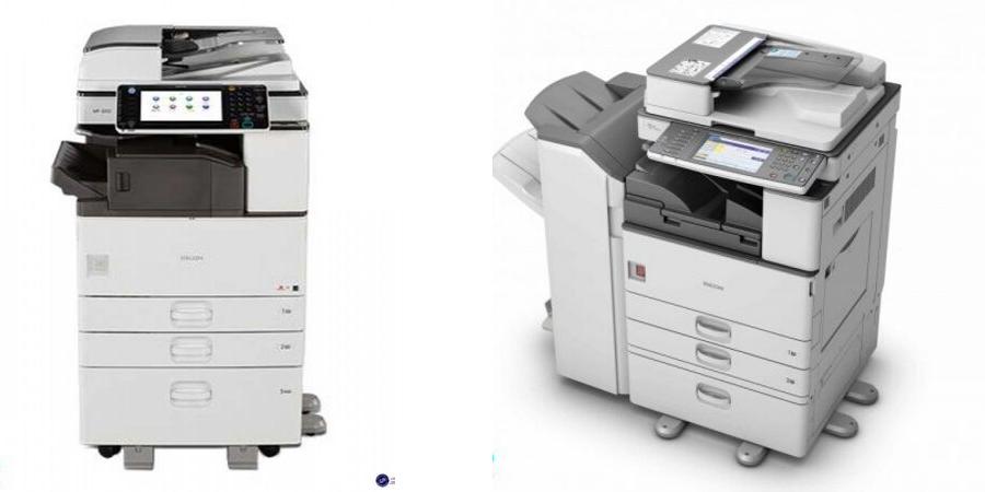 Máy photocopy nhập khẩu chính hãng với trong nước có gì khác nhau